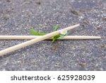 Chinese Chopsticks With A Dais...