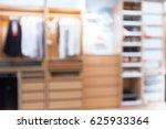 blurred modern interior... | Shutterstock . vector #625933364