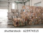 waste processing plant.... | Shutterstock . vector #625974515