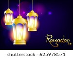 vector islamic illustration.... | Shutterstock .eps vector #625978571