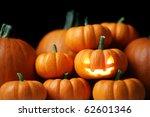 jack o' lantern | Shutterstock . vector #62601346