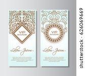 invitation background flyer... | Shutterstock .eps vector #626069669