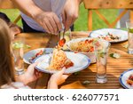 friends friendship outdoor... | Shutterstock . vector #626077571
