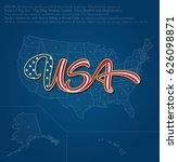 vector illustration of a custom ... | Shutterstock .eps vector #626098871
