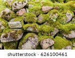 Stone Walls Are The Fence Of A...