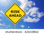 Risk Management Concept With...
