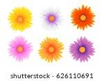 Stock vector beautiful flowers flowers vector 626110691