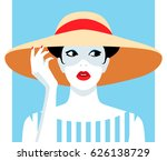 vector illustration of... | Shutterstock .eps vector #626138729