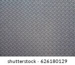 diamond plate scratch steel... | Shutterstock . vector #626180129
