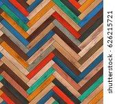 seamless wood parquet texture ...   Shutterstock . vector #626215721