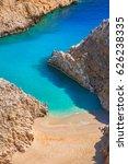 Seitan Limania Beach On Crete ...