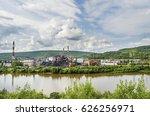 gubakha  perm krai  russia  ... | Shutterstock . vector #626256971