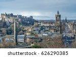 edinburgh skyline  the capital...