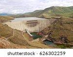 The Katse Dam  A Concrete Arch...
