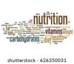 conceptual nutrition health or... | Shutterstock . vector #626350031
