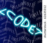 code | Shutterstock . vector #62635312