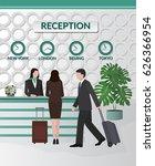 reception | Shutterstock .eps vector #626366954