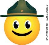scout face emoji