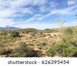 mojove trail | Shutterstock . vector #626395454