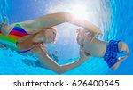 happy family has fun.... | Shutterstock . vector #626400545