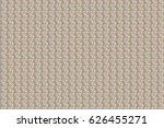 raster stylish ornament. damask ... | Shutterstock . vector #626455271