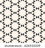 vector seamless texture  floral ... | Shutterstock .eps vector #626510339