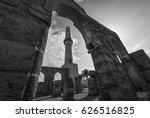 restored al khamis mosque ... | Shutterstock . vector #626516825
