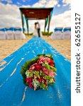 Mexico Beach Wedding With...