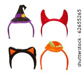 Halloween Costume Headbands...