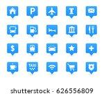 vector navigation  direction ...   Shutterstock .eps vector #626556809