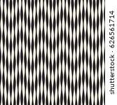 wavy stripes vector seamless... | Shutterstock .eps vector #626561714