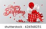 vector illustration festive... | Shutterstock .eps vector #626568251
