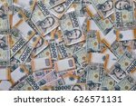 pile of banknotes as a...   Shutterstock . vector #626571131