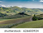 radda  tuscany   april 13  2017 ...   Shutterstock . vector #626603924