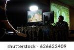 sacramento   april 15  esports...   Shutterstock . vector #626623409