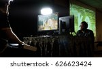 sacramento   april 15  esports... | Shutterstock . vector #626623424