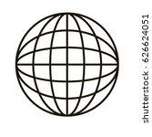 website icon vector | Shutterstock .eps vector #626624051