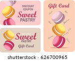vector illustration coupon for... | Shutterstock .eps vector #626700965
