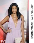 Claudia Jordan At The Los...