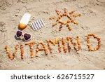 medical pills  inscription... | Shutterstock . vector #626715527