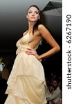 female model at fashion show   Shutterstock . vector #6267190