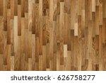 fragment of parquet floor | Shutterstock . vector #626758277