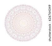 abstract design black white... | Shutterstock .eps vector #626764349