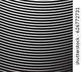 halftone radial pattern... | Shutterstock .eps vector #626772731