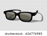 vector realistic 3d or... | Shutterstock .eps vector #626776985