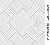 seamless pattern of lines.... | Shutterstock .eps vector #626782505
