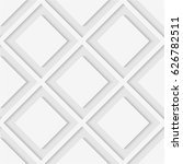 seamless pattern of lines and... | Shutterstock .eps vector #626782511