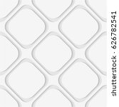 seamless pattern of lines and... | Shutterstock .eps vector #626782541