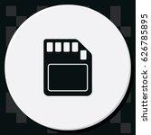 sd card icon.