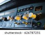 airbus a320 autopilot... | Shutterstock . vector #626787251